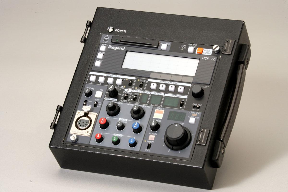 Ikegami RCP-50 Remote Control Panel