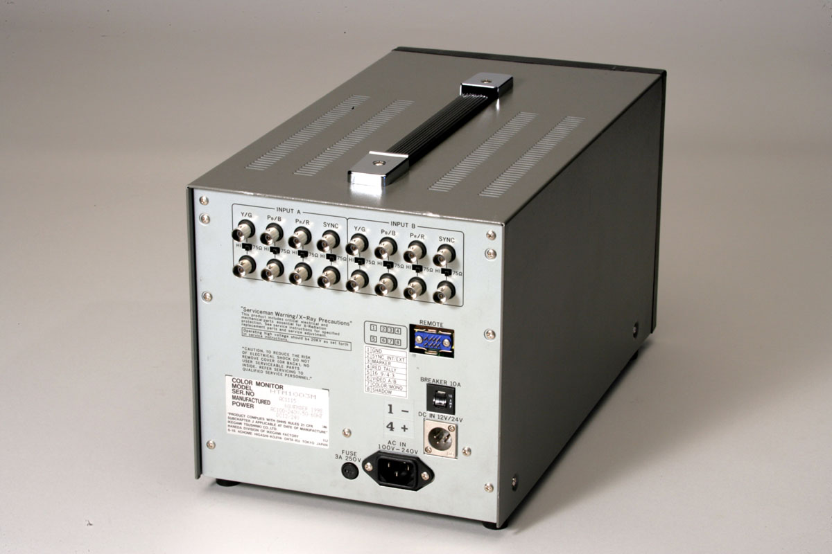 Ikegami HTM1003M HD-Colour-Monitor
