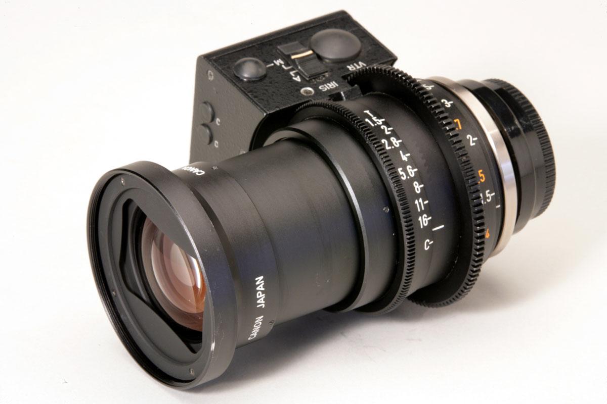 Canon EJ 10mm Lens