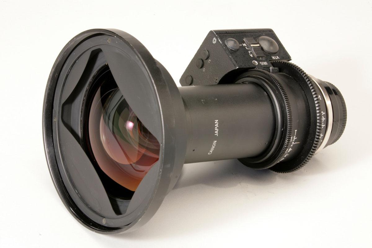Canon EJ 6mm Lens